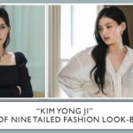 """Kim yong Ji"" Tale of nine Tailed Fashion Look-book"